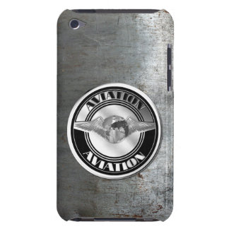 Vintage Aviation Art Barely There iPod Cases