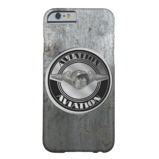 Vintage Aviation Art Barely There iPhone 6 Case