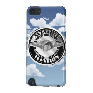 Vintage Aviation Art iPod Touch (5th Generation) Cases