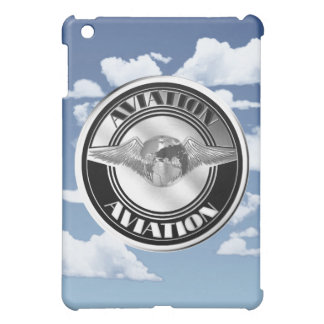 Vintage Aviation Art Cover For The iPad Mini