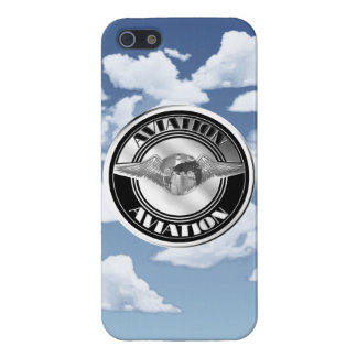Vintage Aviation Art Cover For iPhone 5