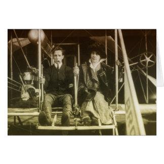 Vintage Aviation Card
