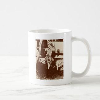 Vintage Aviation Coffee Mug