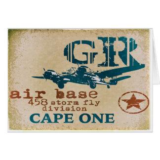 Vintage Aviation Greeting Cards