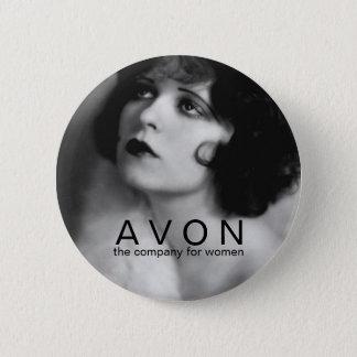 Vintage AVON beauty button
