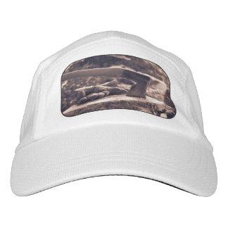 Vintage axe hat