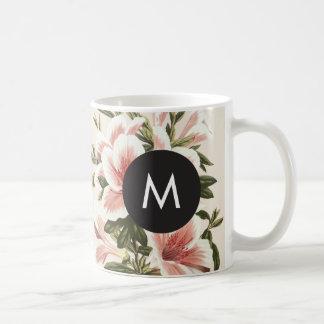 Vintage Azalea Coffee Mug