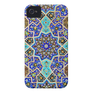 Vintage Aztec Art Case-Mate iPhone 4 Case