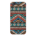 Vintage Aztec Pattern iPhone 5 Cover