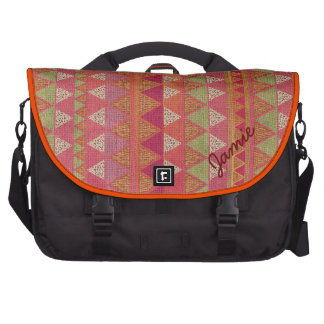 Vintage Aztec Pattern Laptop bag