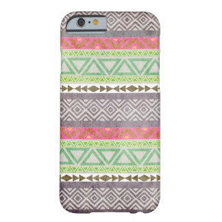 Vintage Aztec Tribal Pattern 1 iPhone 6 case