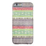 Vintage Aztec Tribal Pattern 1 iPhone 6 case iPhone 6 Case