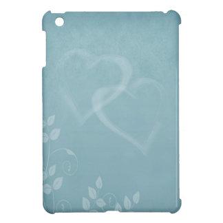Vintage azul iPad mini protectores