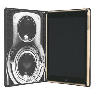 Vintage b w Camera Case For iPad Air