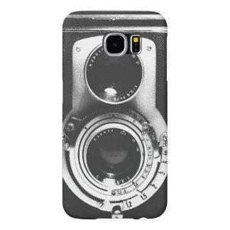 Vintage b&w Camera Samsung Galaxy S6 Case