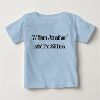 Vintage Baby Birthday Tshirts