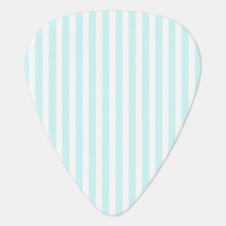 Vintage Baby Blue Pastel Colors Stripes Pattern Pick