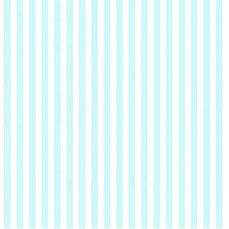 Vintage Baby Blue Pastel Colors Stripes Pattern Standing Photo Sculpture