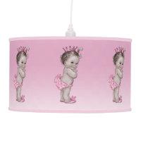 Vintage Baby Princess Pink