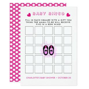 Bingo Invitations   Zazzle