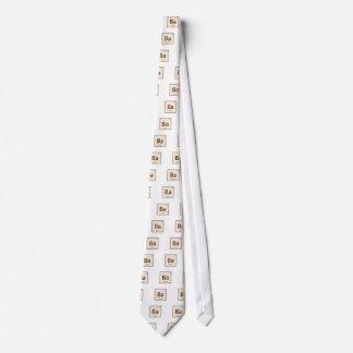 Vintage BACON Periodic Table Tie