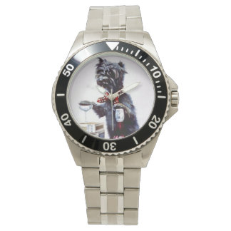 Vintage Bad Dog Wine Watch