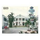 Vintage Bahamas Tarjetas Postales