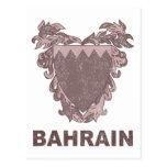 Vintage Bahrein Tarjeta Postal