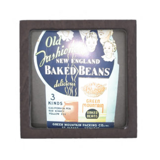Vintage Baked Beans Premium Gift Boxes