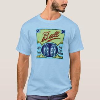Vintage Ball Mason Fruit Jar Rings Box Label T-Shirt