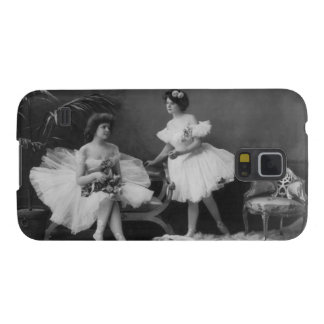 Vintage Ballerinas After the Encore Galaxy S5 Cover