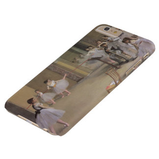 Vintage Ballet, Dance Foyer at the Opera by Degas Barely There iPhone 6 Plus Case