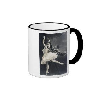 Vintage Ballet Dancers Mug