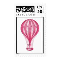 Vintage Balloon Postage