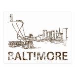 Vintage Baltimore Postal