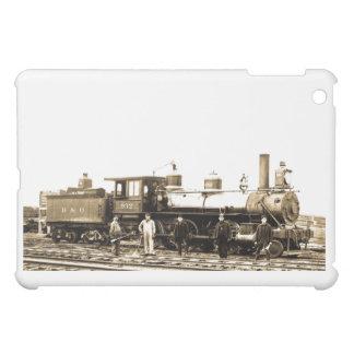 Vintage Baltimore y motor del ferrocarril de Ohio