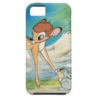 Vintage Bambi y golpeador Funda Para iPhone SE/5/5s