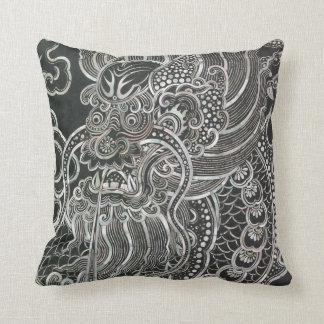Vintage Bangkok Dragon Pillows