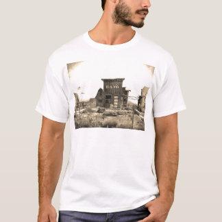 Vintage Bank Building T-Shirt
