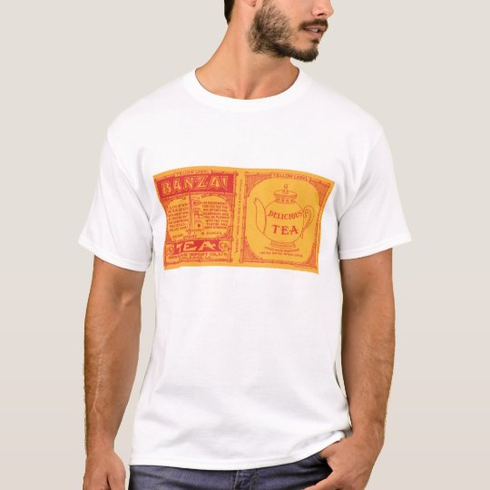 Vintage Banzai Tea Shirt