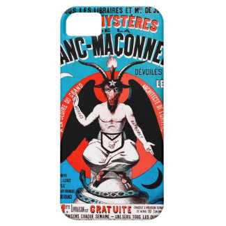 Vintage Baphomet Art on iPhone 5 Case. Creepy! iPhone SE/5/5s Case