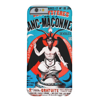 Vintage Baphomet Art on iPhone 6 case. Creepy! Barely There iPhone 6 Case
