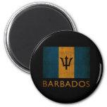Vintage Barbados Iman Para Frigorífico