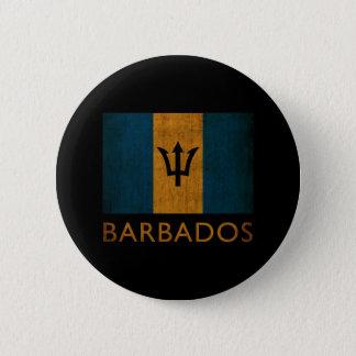 Vintage Barbados Pinback Button