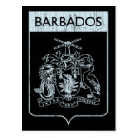 Vintage Barbados Postal