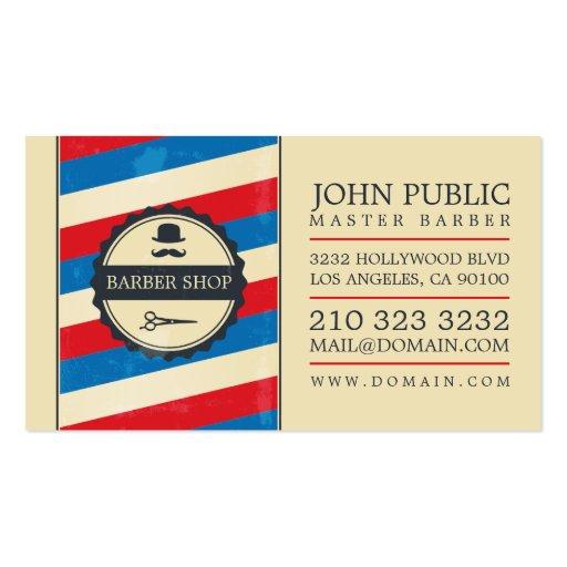 barber logos business cards - photo #47