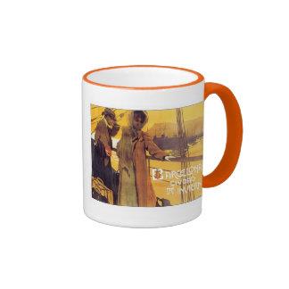 Barcelona coffee mugs zazzle for Mug barcelona