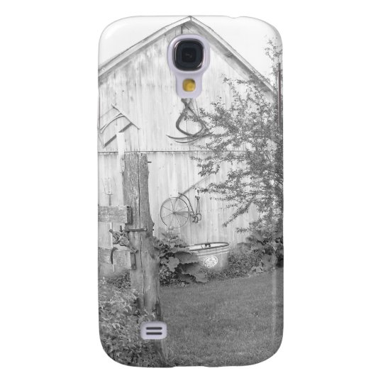 Vintage Barn Galaxy S4 Cover