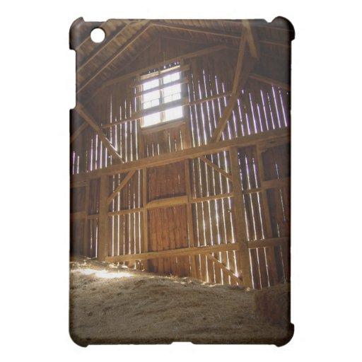 Vintage Barn iPad Mini Cover