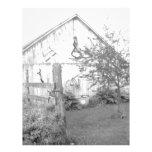 Vintage Barn Letterhead Design